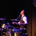 Catstrikes Drummer Sven Mächler